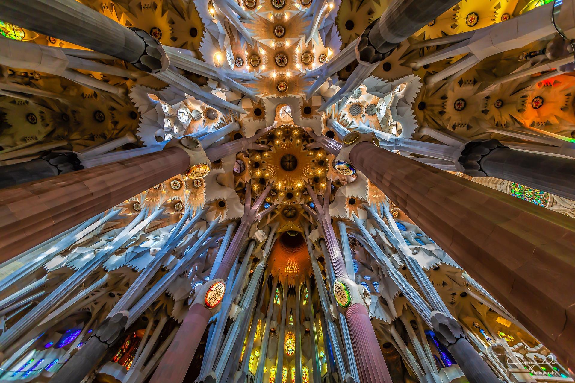 Antoni Gaudí, zijn werken en gebouwen in Barcelona